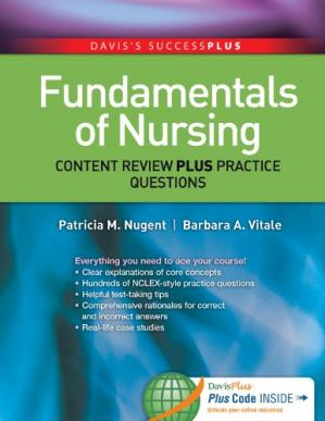 Book cover Fundamentals of Nursing: Content Review Plus Practice Questions