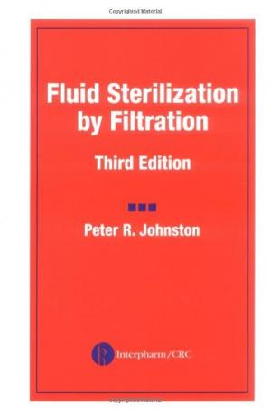 غلاف الكتاب Fluid Sterilization by Filtration