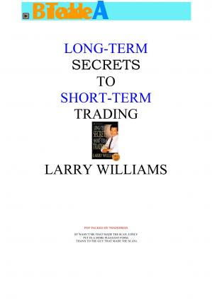 Book cover Long-Term Secrets To Short-Term Trading