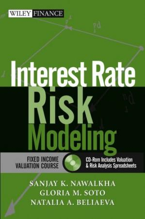 Book cover Interest Rate Risk Modeling : The Fixed Income Valuation Course