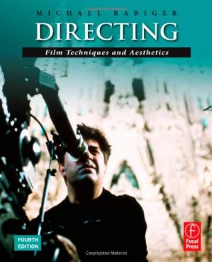 Book cover Directing Film Techniques And Aesthetics