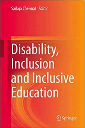 Book cover Disability, Inclusion and Inclusive Education