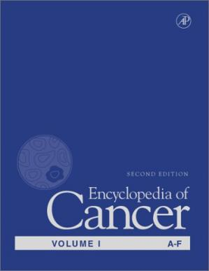 Book cover Encyclopedia of Cancer, Four-Volume Set, Vosl. 1-4, 2nd Edition