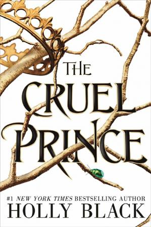 A capa do livro The Cruel Prince