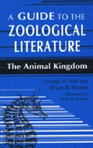 Portada del libro A Guide to the Zoological Literature: The Animal Kingdom (Reference Sources in Science and Technology)