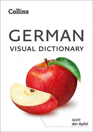 Обкладинка книги Collins German Visual Dictionary