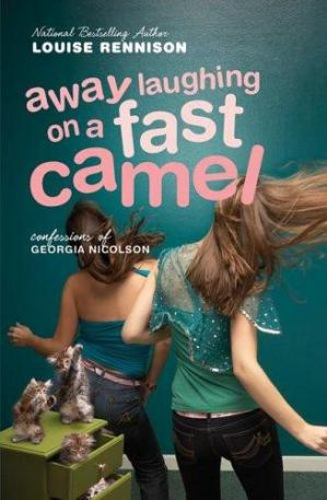 Book cover Away Laughing on a Fast Camel