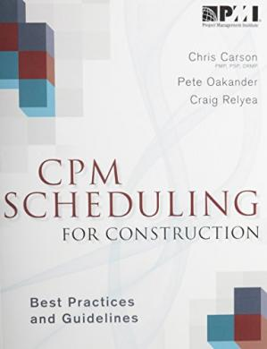 Copertina CPM scheduling for construction : best practices and guidelines