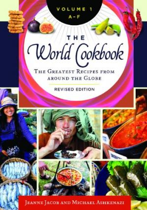 Εξώφυλλο βιβλίου The World Cookbook [4 volumes]: The Greatest Recipes from around the Globe