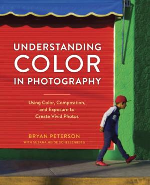 Book cover Understanding Color in Photography: Using Color, Composition, and Exposure to Create Vivid Photos