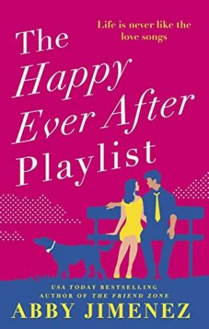 Book cover The Happy Ever After Playlist