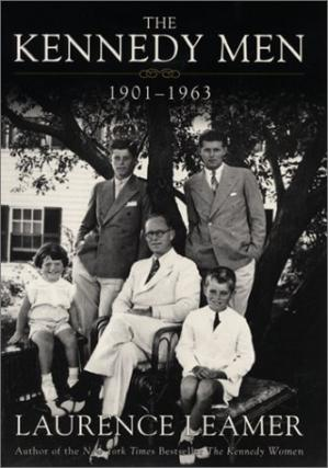 Okładka książki The Kennedy Men: 1901-1963: The Laws of the Father