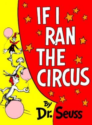 Book cover If I Ran the Circus