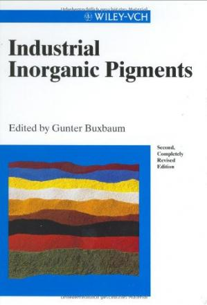 Book cover Industrial Inorganic Pigments