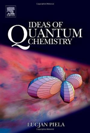 غلاف الكتاب Ideas of quantum chemistry