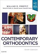 Book cover CONTEMPORARY ORTHODONTICS.