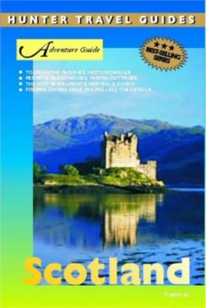 Обложка книги Adventure Guide: Scotland (Hunter Travel Guides)