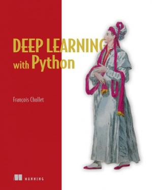 पुस्तक कवर Deep Learning with Python