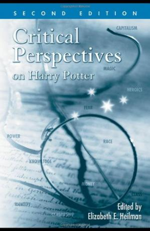 Book cover Critical Perspectives on Harry Potter, 2nd edition