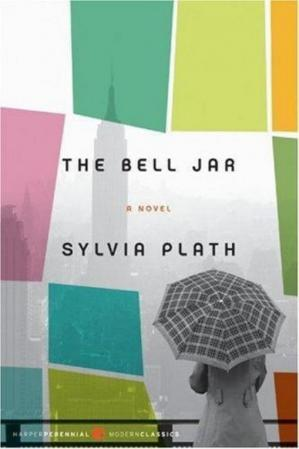 Book cover The Bell Jar