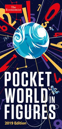 Book cover Pocket World in Figures 2019 Edition