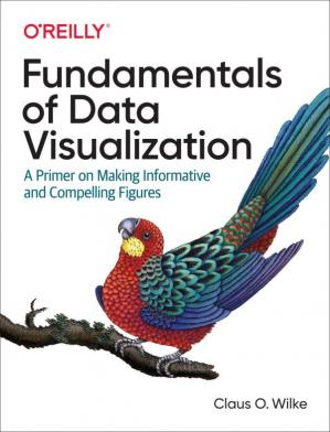 Portada del libro Fundamentals of Data Visualization: A Primer on Making Informative and Compelling Figures