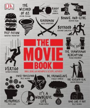 Book cover The Movie Book (Big Ideas Simply Explained)