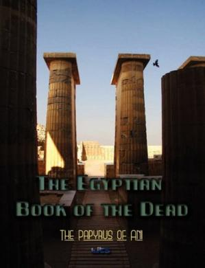 Book cover The Egyptian Book of the Dead