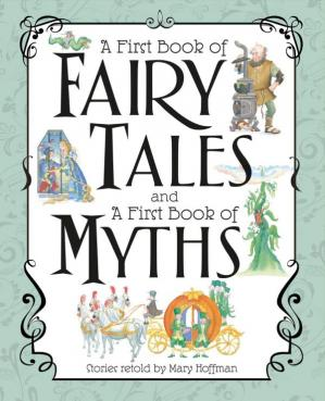 Book cover A Treasury of Fairy Tales and Myths