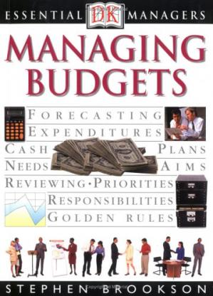 Book cover Managing Budgets