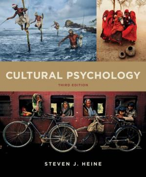 Book cover Cultural Psychology