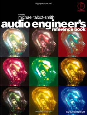 पुस्तक कवर Audio Engineer's Reference Book