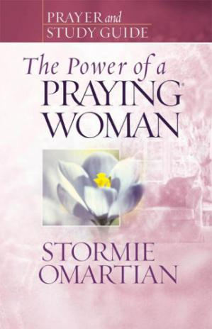 Book cover The Power of a Praying Woman Prayer and Study Guide