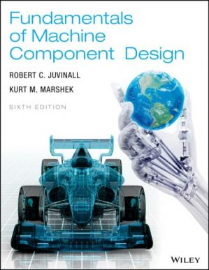 Book cover Fundamentals of Machine Component Design