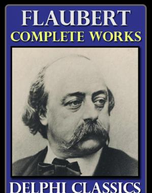 书籍封面 Complete Works of Gustave Flaubert