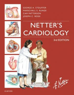 Book cover Netter's Cardiology