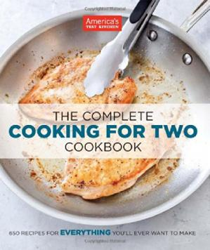 Εξώφυλλο βιβλίου The Complete Cooking For Two Cookbook