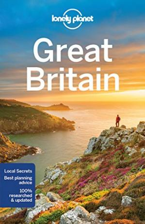 Copertina Lonely Planet Great Britain