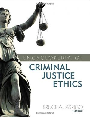 Book cover Encyclopedia of Criminal Justice Ethics