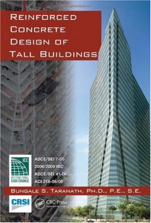 Book cover Reinforced Concrete Design of Tall Buildings