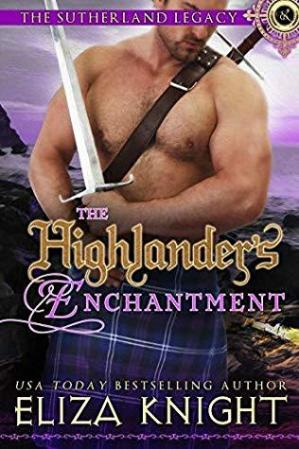 Book cover The Highlander's Enchantment