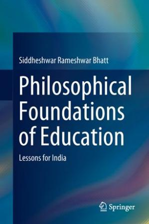 Book cover Philosophical Foundations of Education