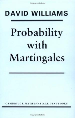 Book cover Probability with Martingales