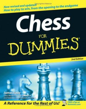Korice knjige Chess For Dummies
