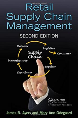 Book cover Retail Supply Chain Management, Second Edition
