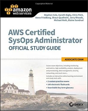 Buchdeckel AWS Certified SysOps Administrator Official Study Guide: Associate Exam