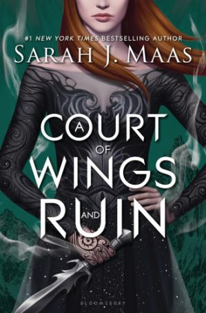 Book cover A Court of Wings and Ruin