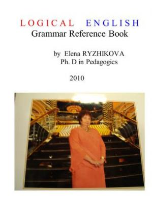 Book cover Logical English. Grammar Reference Book