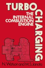 Book cover Turbocharging the Internal Combustion Engine