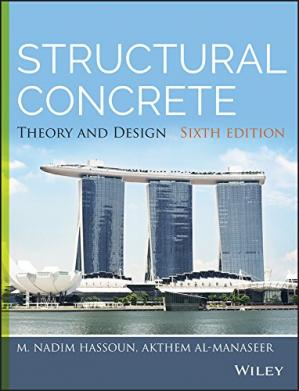 Book cover Structural Concrete: Theory and Design